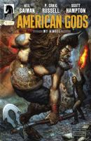 American Gods: My Ainsel - #1-5 - First 5 Comics in the Series